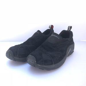 Merrell Sz 8 Black Hiking Shoes